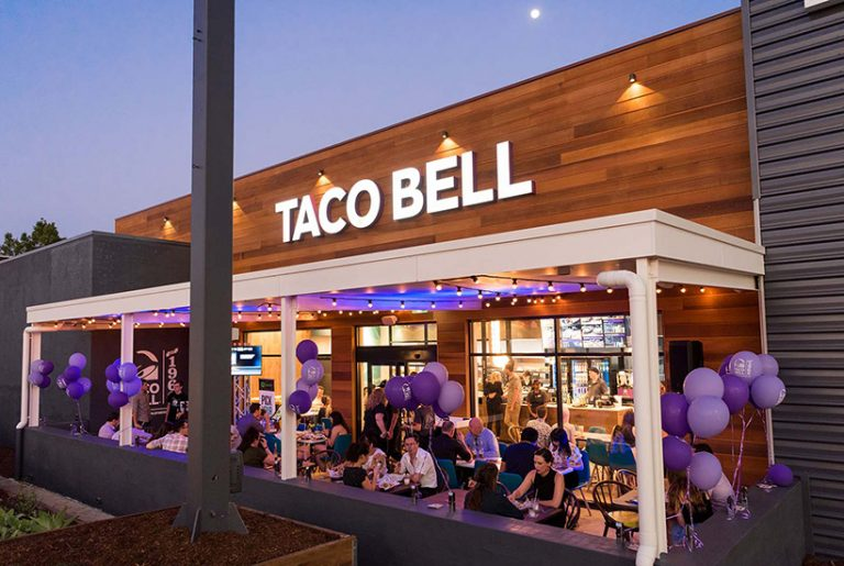 Taco Bell set to open string of stores in NSW