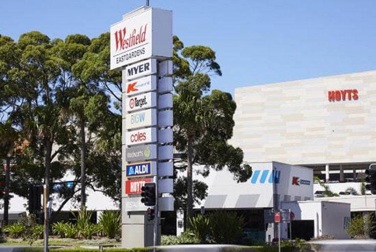 Scentre spend $720m on half-stake of Westfield Eastgardens