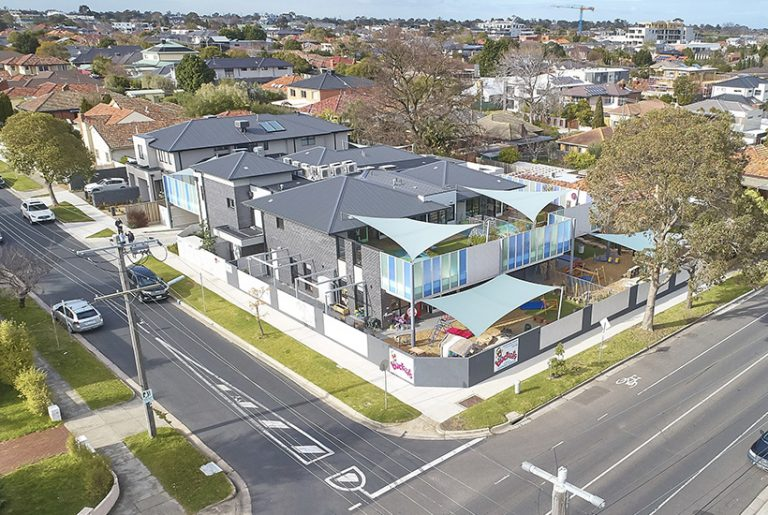 Chinese buyer drops Buckets on Bentleigh childcare