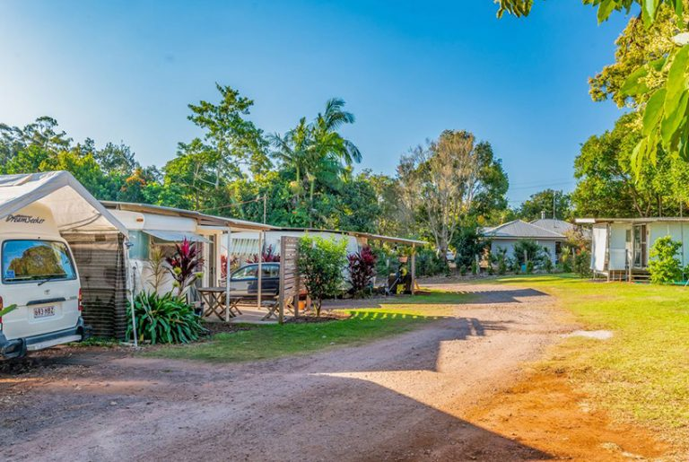 Every day's a holiday at your own Sunshine Coast holiday park