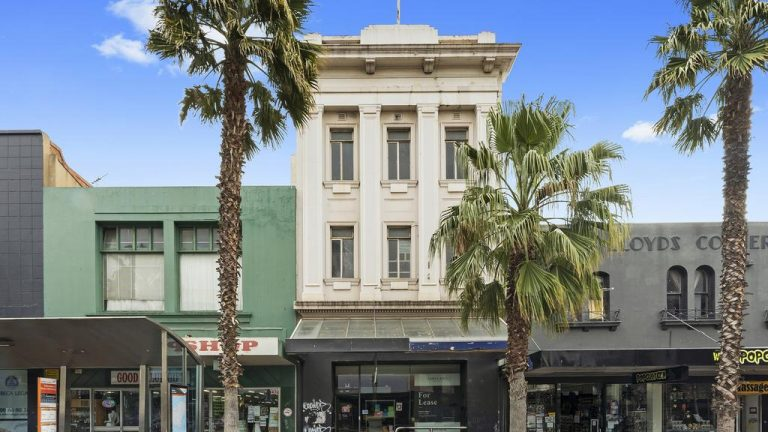 Does Landmark Geelong building have apartments in its future?