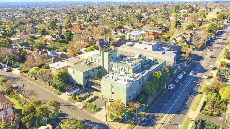 Residential developer buys up former Kew hospital