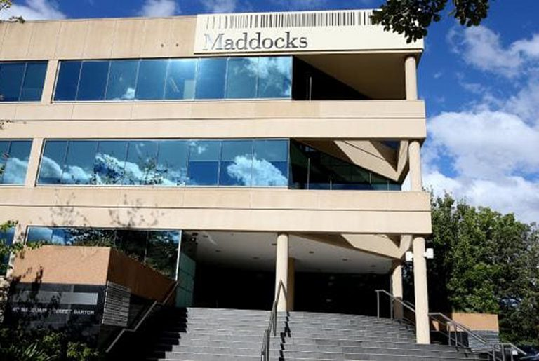 German fund buys Canberra's Maddocks House