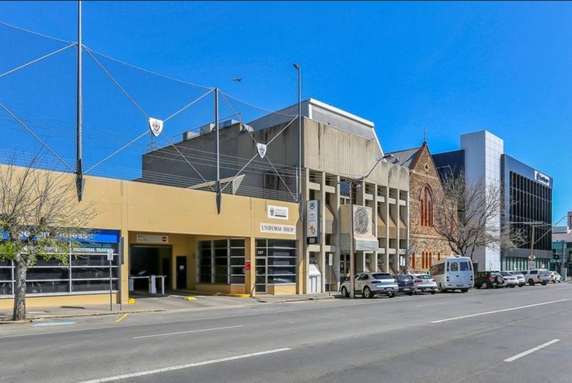 The South Australian German Club is on the market for the first time since 1913.