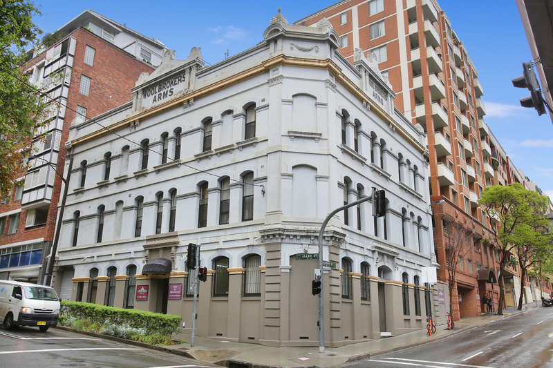 Heritage-listed hotel in Pyrmont set for auction