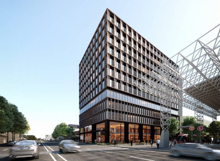Doma Group set to build Newcastle's largest standalone office