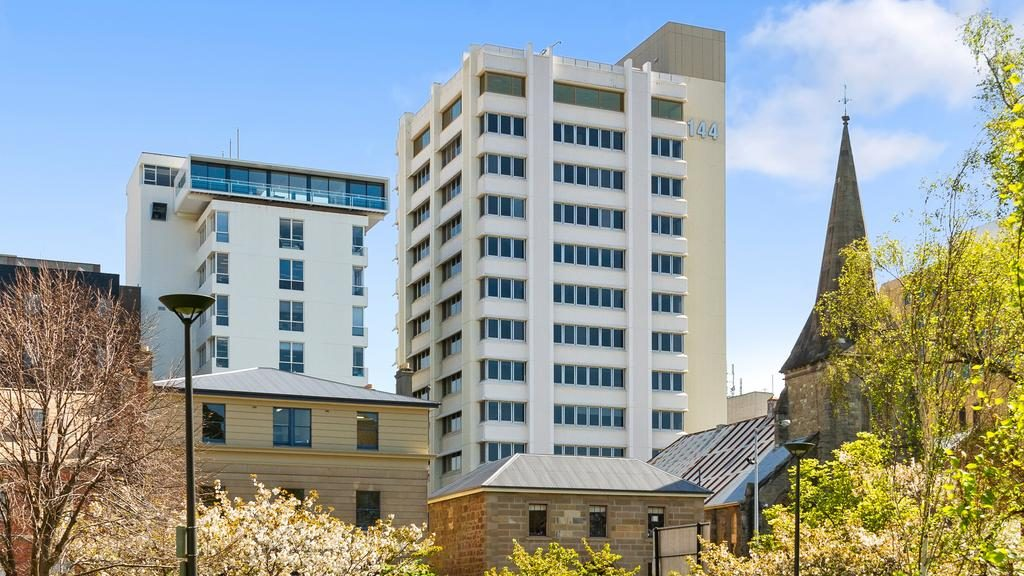 144 Macquarie St, Hobart. Picture: Supplied.