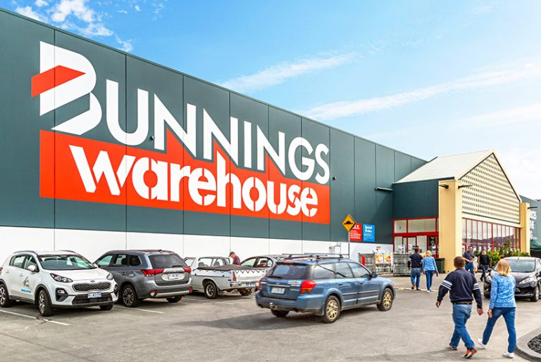 Bunnings and supermarket trio on show at anniversary auction