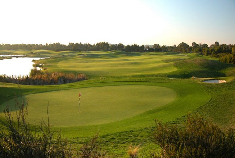 What's your golf club's land worth?