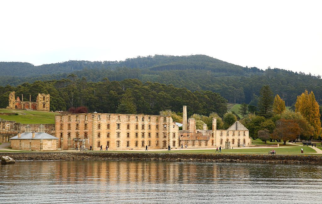 The site of Australia's worst mass shooting, picturesque Port Arthur has a tragic past in both modern and Colonial-era history. Picture: Mark Kolbe/Getty Images.