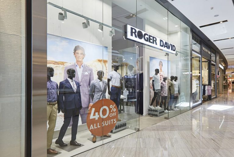Roger David set to close all 57 of its stores