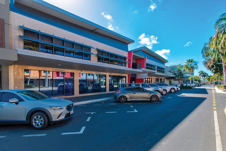 Mackay office building sells on whopping 15% yield