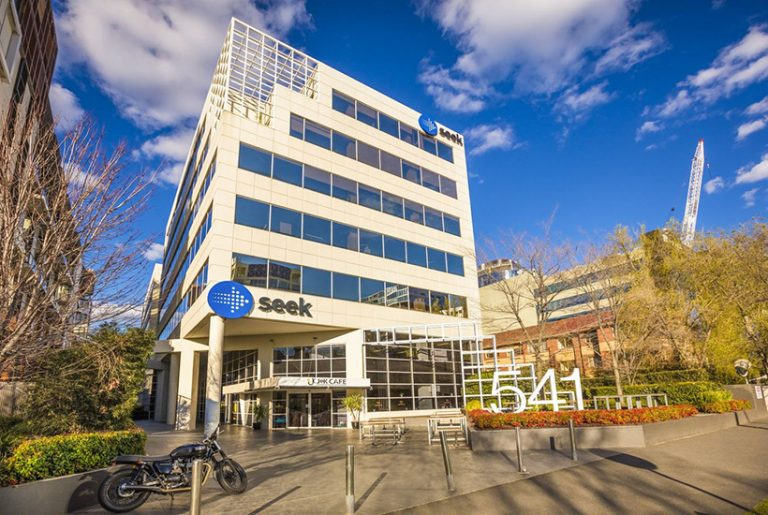 Seek offices continue strong run of St Kilda Rd sales