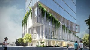 Veil lifted on proposed $250m Fortitude Valley office tower