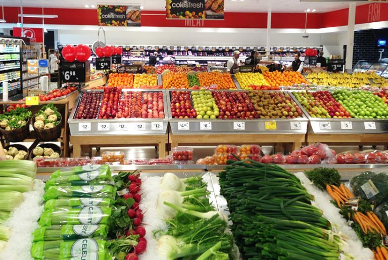 Which supermarket has the happiest customers?