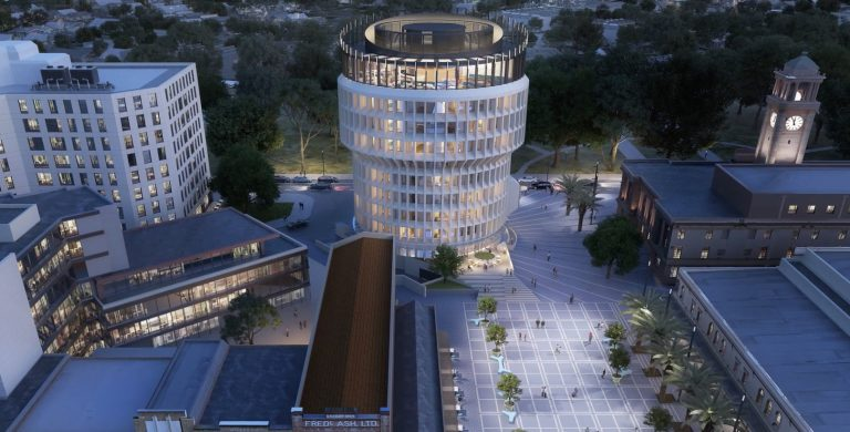 Crystalbrook Collection to build Newcastle's first five-star hotel