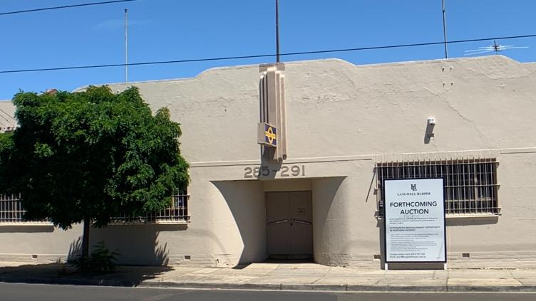 What's next for the warehouse at 283-291 Gilbert Rd, West Preston?