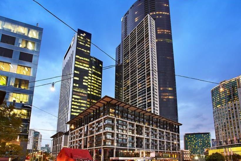 Melbourne office market in $1bn surge
