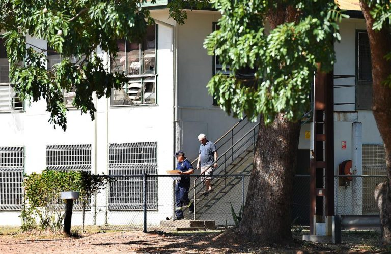 Notorious Darwin flats finally moved on