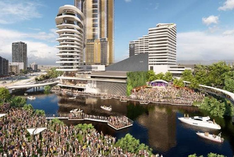 Plans revealed for new Gold Coast outdoor concert venue
