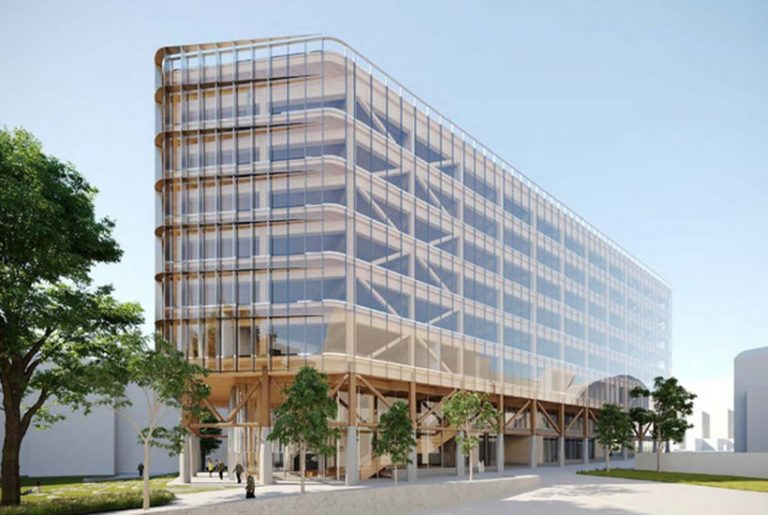UNSW joins timber building trend