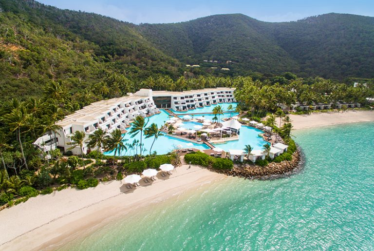 Hayman Island now taking first bookings in two years