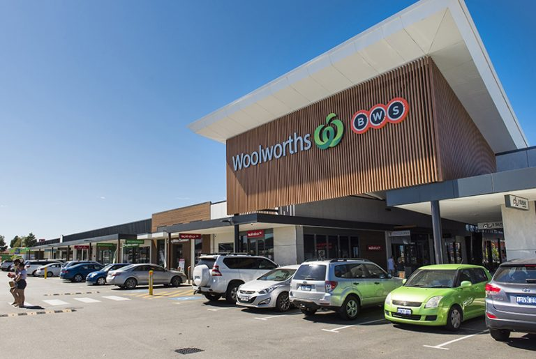 Woolworths slaps $35m price tag on WA shopping centre