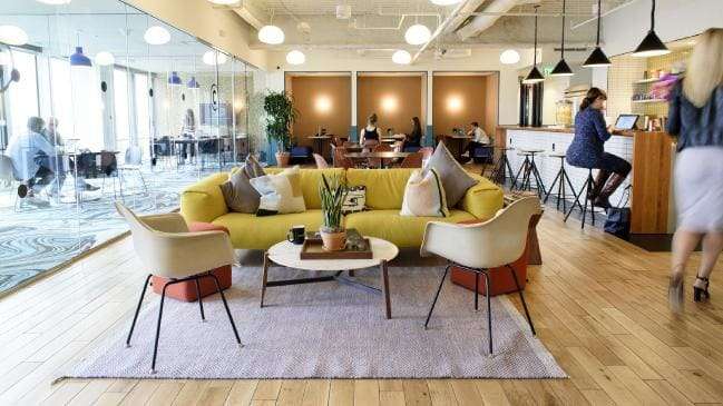 CBRE to muscle in on co-working industry