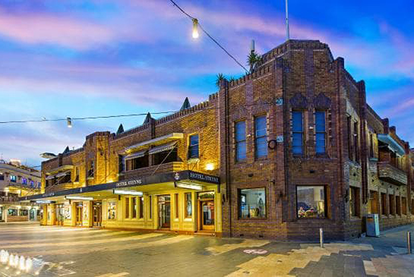 The iconic Hotel Steyne could soon have a new owner.