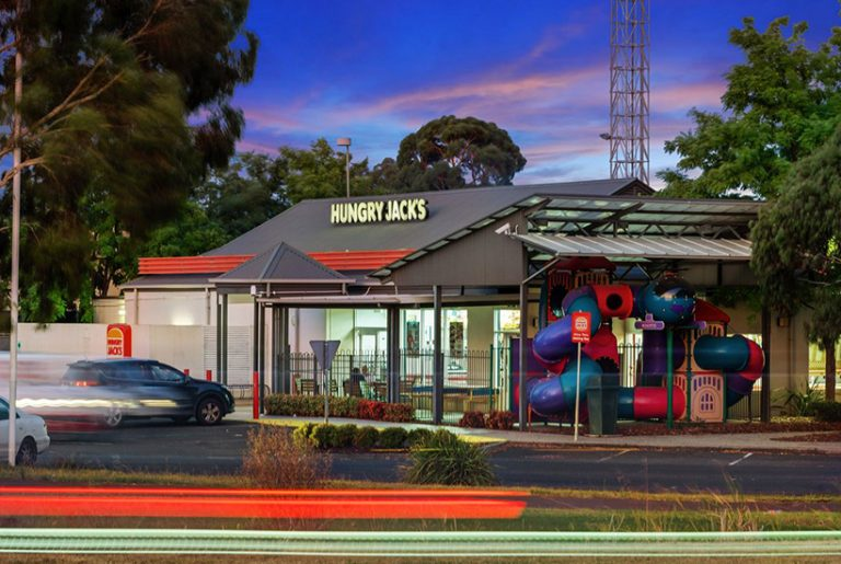 Hungry Jack's headlines $36m in auction sales