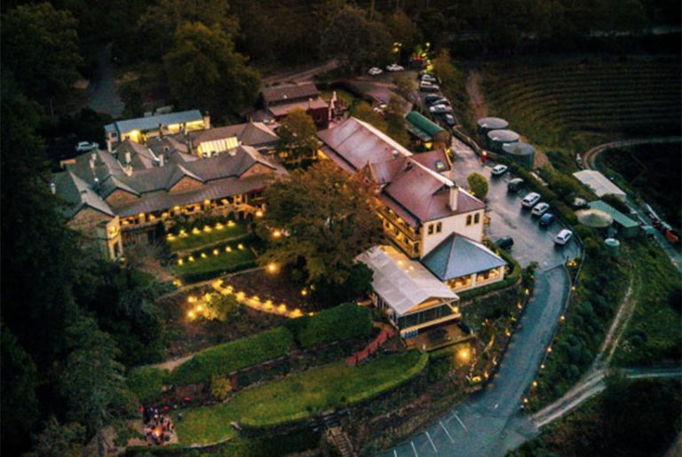 Six-star ambition for Adelaide's Mount Lofty House