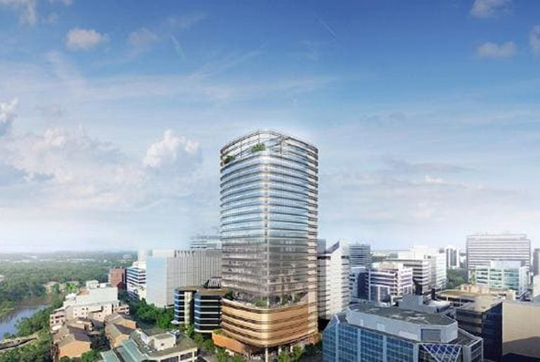 Parramatta office tower boom picks up steam