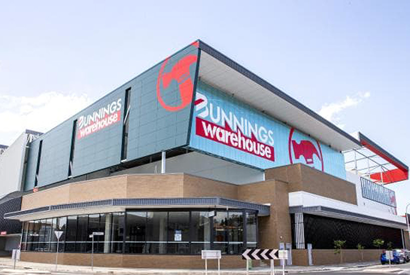 Commercial Property & Real Estate Market News about Bunnings