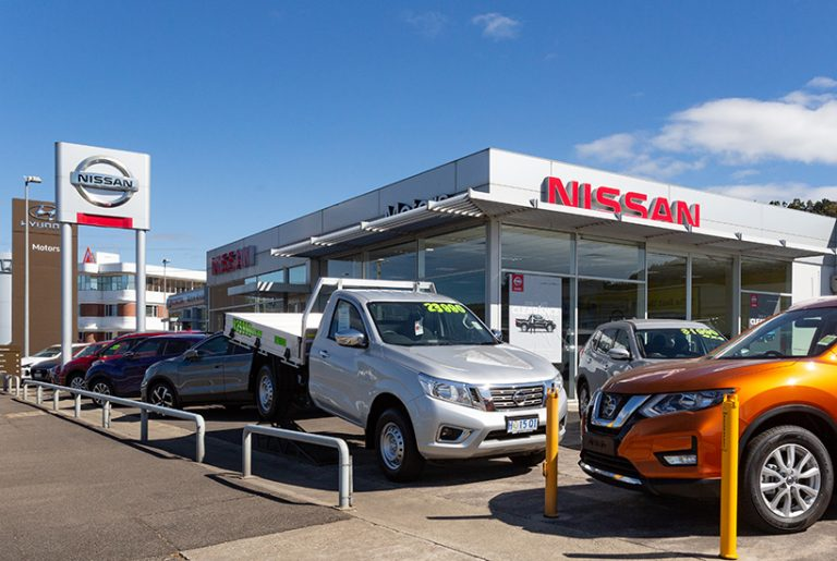Seven Tasmanian car dealerships to be auctioned within minutes