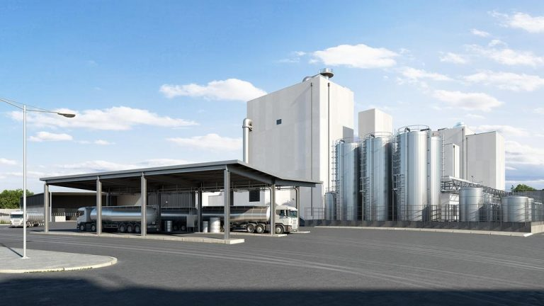 Buy the old Camperdown dairy, get a baby formula production facility