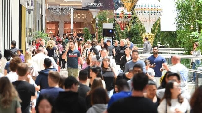 Chadstone is looking to court a market of wealthy international students. Picture: Josie Hayden