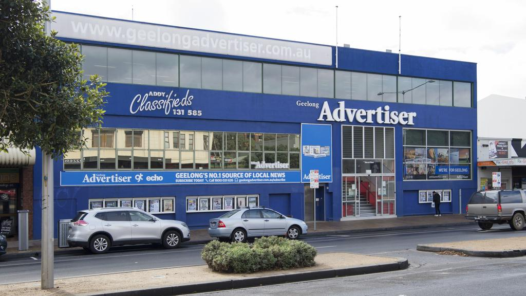 Student accommodation coming to old Geelong Advertiser offices