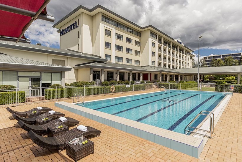 The Novotel Norwest is getting a major overhaul and a new name. Picture: Novotel.