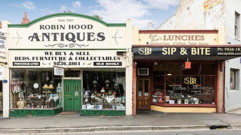 Book closes on Canterbury's Robin Hood Antiques