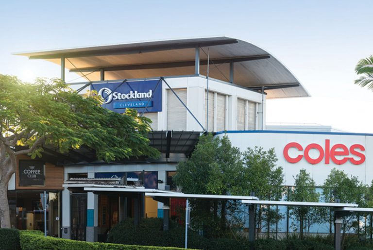 Stockland sells off two Brisbane shopping centres