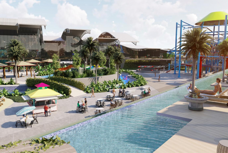 Southern hemisphere's biggest water park could be coming to Dingley