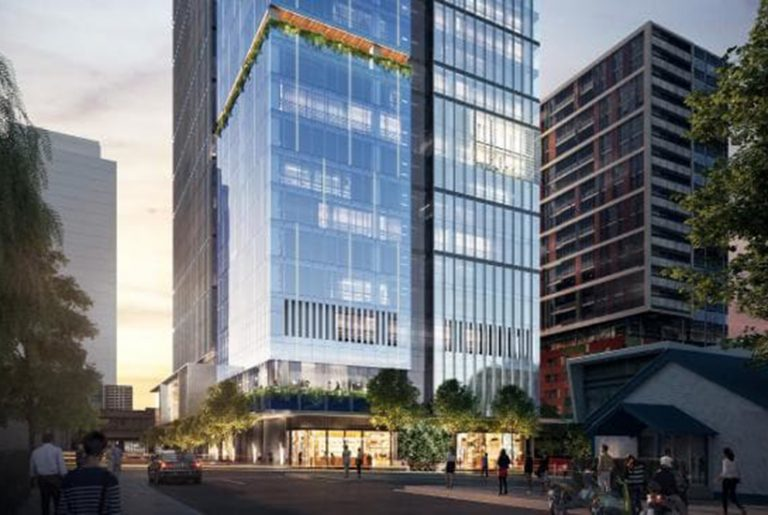 Lang walks: $400m Fortitude Valley office tower dumped