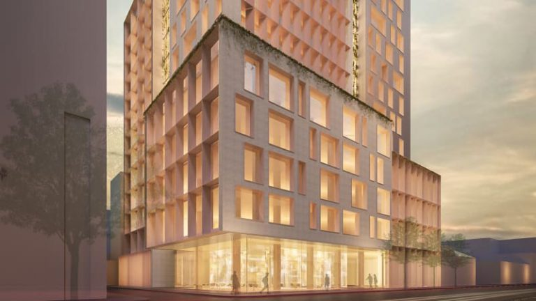 US firm to build timber office tower in Collingwood