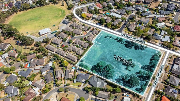 School's in as old Wantirna Heights Primary site hits the market