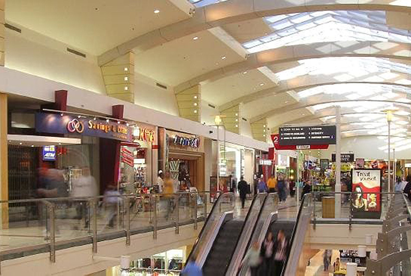 A half stake in Westfield Marion has been offered for sale Lendlease's APPF Retail.