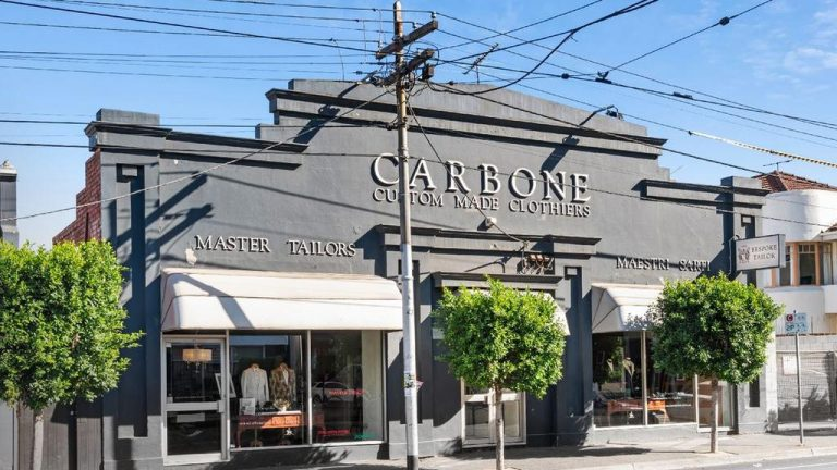Lygon St tailors building sold for first time in 40 years