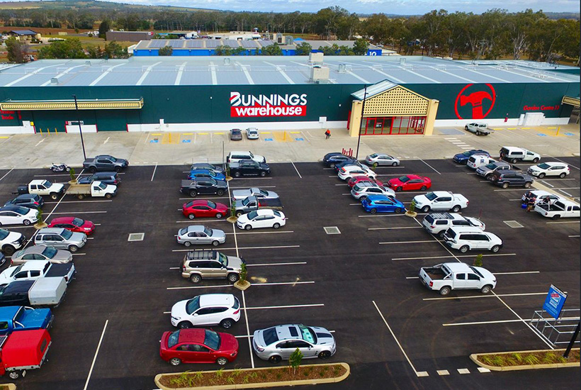 QLD Bunnings set to be first to sell in 2019