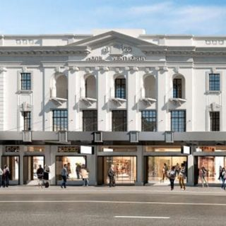 WA to get second Tiffany store