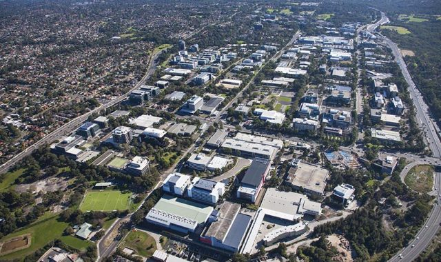John Holland to reap $320m in Macquarie Park sale