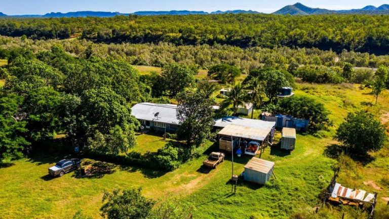 Queensland murder mystery station on the market